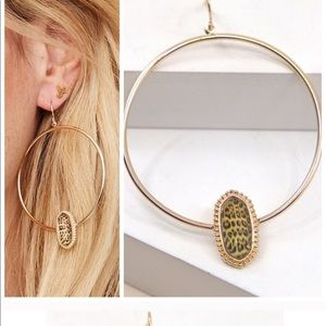 3aff92575837a Jewelry | 10k Yellow Gold Bamboo Hoop Earrings | Poshmark